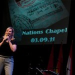 Students gather for Nations Chapel