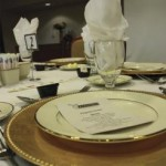 Etiquette Dinner: Eat your way to a dream job