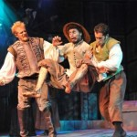 'Man of la mancha' inspires audience to reach stars