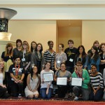 Student journalists awarded at Annual ACP/CMA Conference