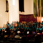 Women's Choir performs with RCC Choirs in joint concert