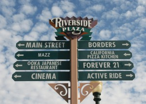 Nathan Boschen -- The Riverside Plaza, has been sold to an Arizona-based company called 'Vestar' for $84.8 million. The addition of new tenants is scheduled to begin sometime after the holiday season early 2013.