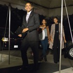 Nation elects President Obama for second term