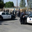 Riverside police arrest a young Caucasian man after he attempted to break into   Colony apartment March 14.