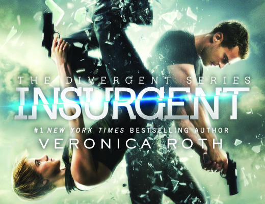 """Shailene Woodley and Theo James star in the """"Divergent"""" sequel, """"Insurgent."""" The science fiction film premiered March 20. Courtesy of Amazon"""