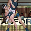 Courtesty of CBU Athletics Anthony Racobaldo, freshman kineseology major, claimed a 16-12 win over his opponent at Stanford University, Jan. 9. Racobaldo is 5-2 on the season.