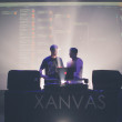 Courtesy of Alex Casillas McKay Vandenberg, junior English and journalism & new media double major, and Jake Aldaco, freshman architecture major, DJ their set at Sandals Church. The duo finally started releasing their own original mixes online for listeners to have full access to the music.